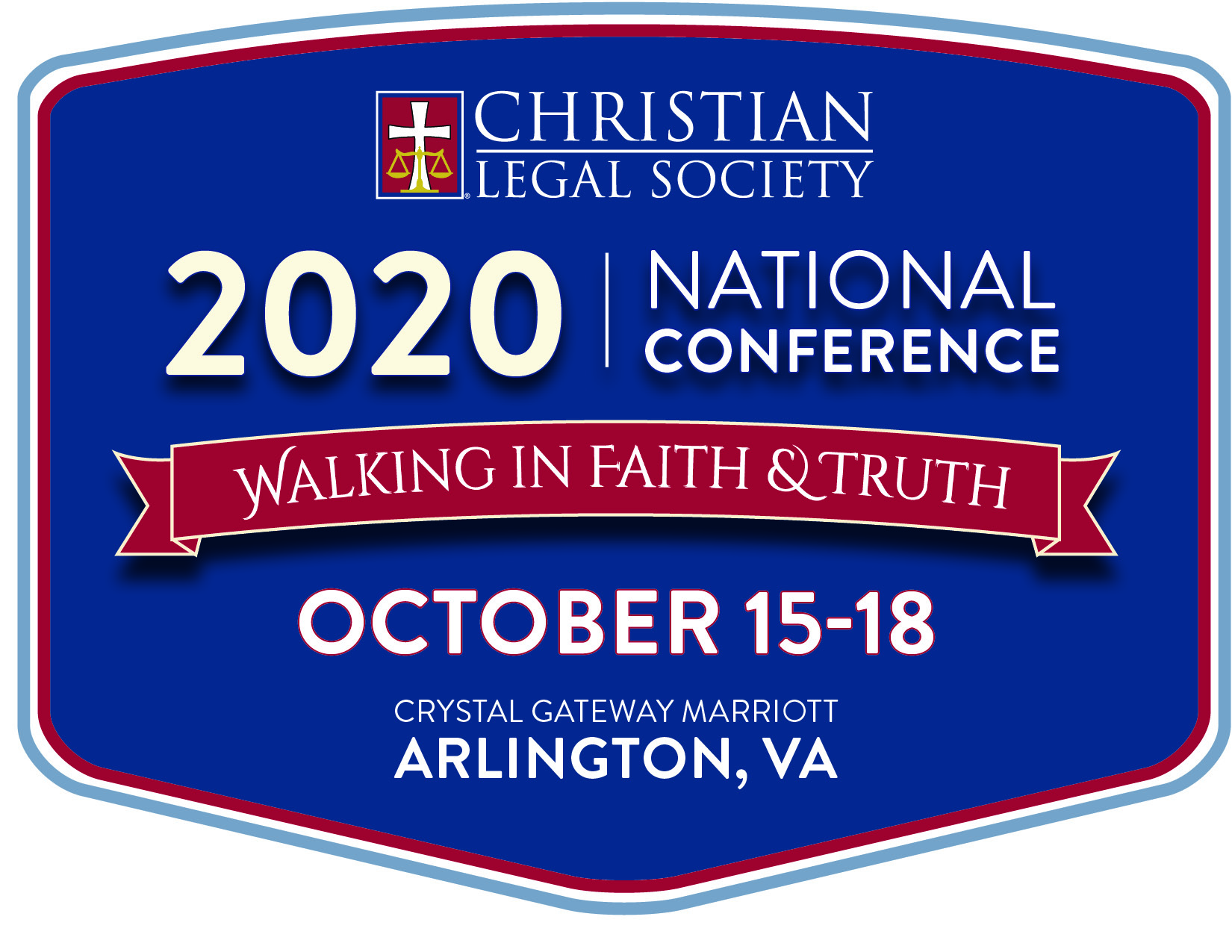 Christian Legal Society: 2020 CLS National Conference