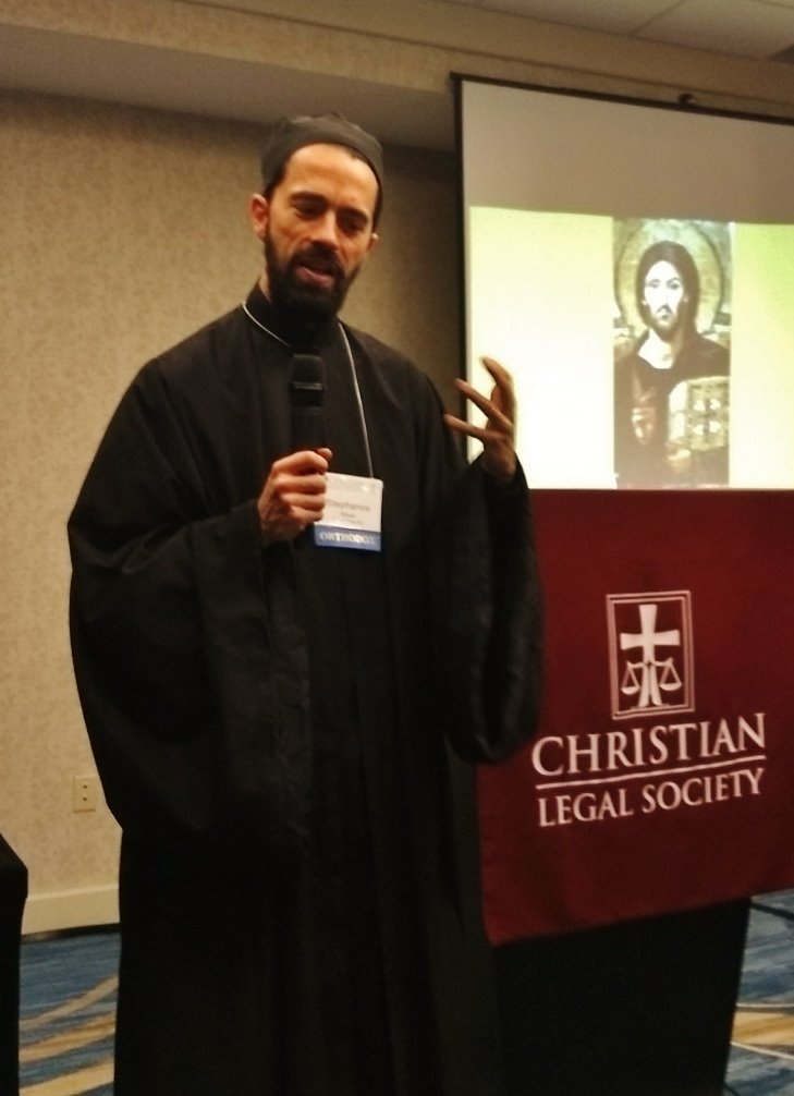 Christian Legal Society: 2018 Orthodox Christian Attorney Conference